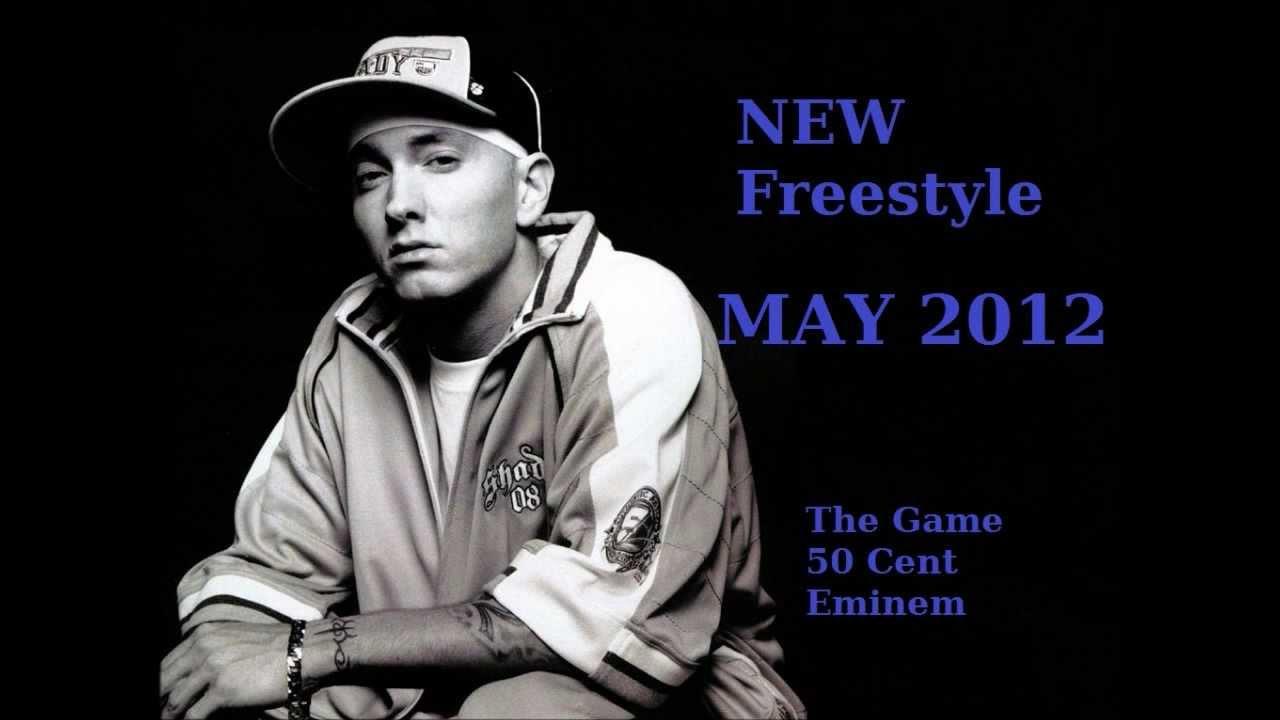 NEW Freestyle Rap (May 2012) Eminem