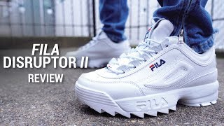 The Sold Out $65 Sleeper: Fila Disruptor 2 Review & On Feet