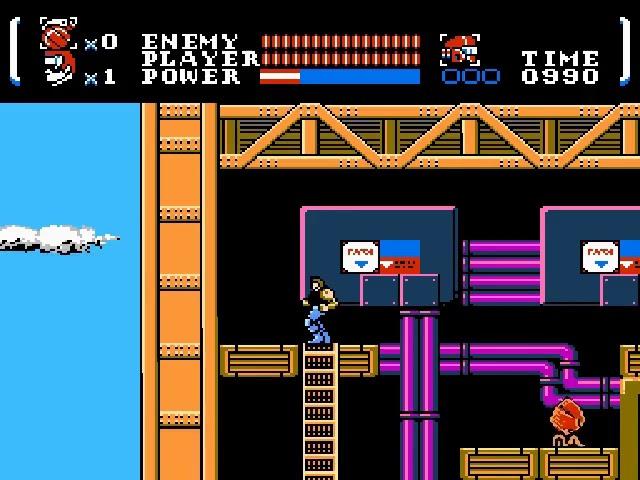 Jouez à Power Blade sur Nintendo Entertainment System (NES)