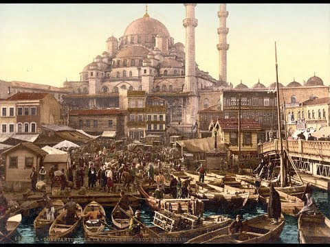 "FLAT EARTH BRITISH, The Fabricated Past... ""Constantinople """