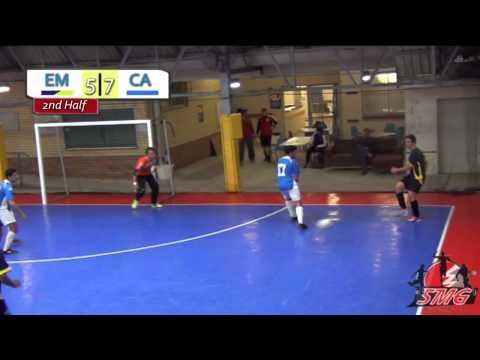Carindale Futsal v Emporium FC