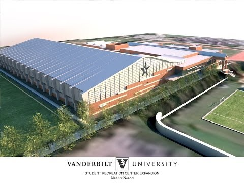 A tour of the new Vanderbilt Recreation and Wellness Center