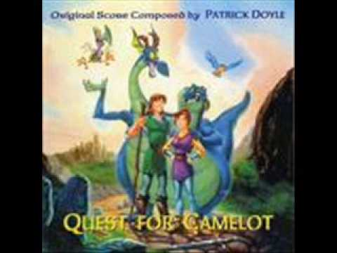 Quest For Camelot On my fathers wings