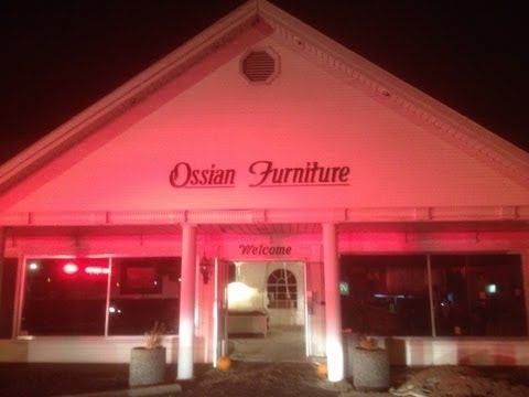 Ossian Furniture Fire