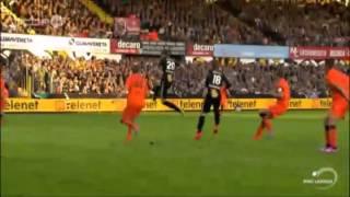 Lokeren 1 - 3 Club Brugge [19.10.2014 Highlights]