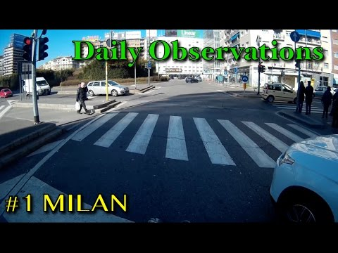 Milan Daily Observation#2