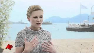 Dunst: I Did 'Melancholia' for Von Trier