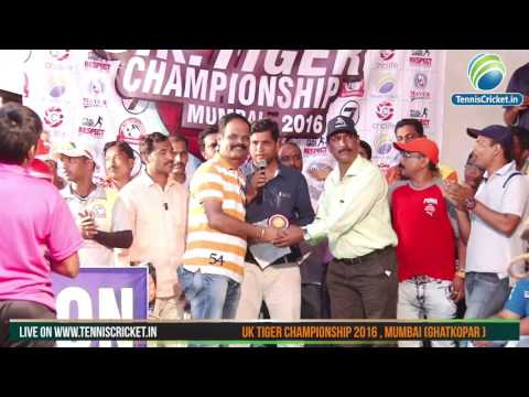 Prize Ceremony | UK Tiger Championship 2016 | Ghatkpar-Mumbai