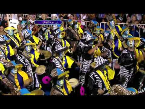 Desfile de Llamadas – Urafrica