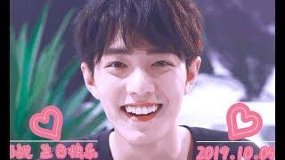 [Cute moments] Khi fans thả thính Tiêu Chiến 🙈💕 (Xiao Zhan's embarrassed)