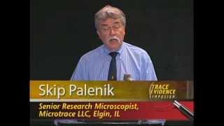 Trace Evidence 2011 : Soil : Skip Palenik
