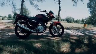 Yamaha Ybr 125 2018 Top Speed Review