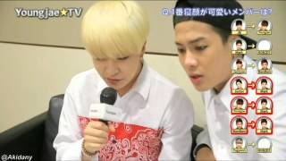 youngjae tv atw got7