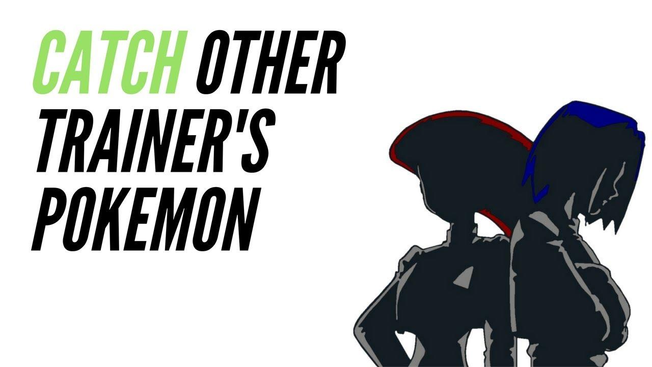 pokemon dark rising 2 cheats catch trainers pokemon