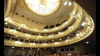 Смотреть видео Прекрасный театр, который я обнаружила во время путешествия по Транссибирской магистрали. онлайн