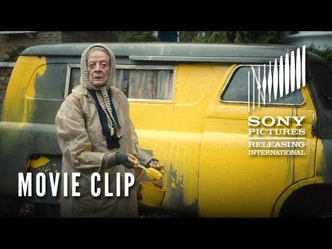 The Lady In The Van -  Madeira Cake Clip  - Starring Maggie Smith -  - At Cinemas November 13