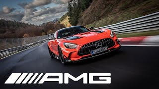 Record Lap - Mercedes-AMG GT Black Series on the Nürburgring Nordschleife