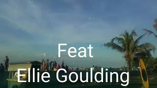 Terjemah outside ellie goulding feat calvin haris subtitle musik hd
