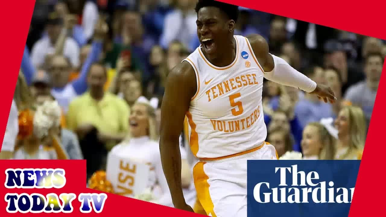 Tennessee basketball holds off Iowa in overtime to reach Sweet 16