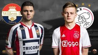 Gambar cover Daniel Kuipers - Dani Hagebeuk | Willem II - Ajax | Speelronde 34 | E-Divisie