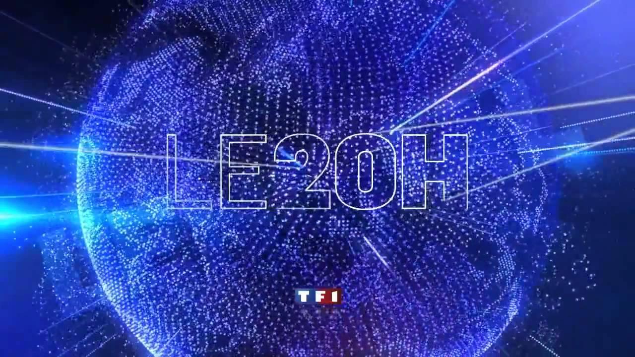 Générique JT TF1 LE20H FICTIF - YouTube