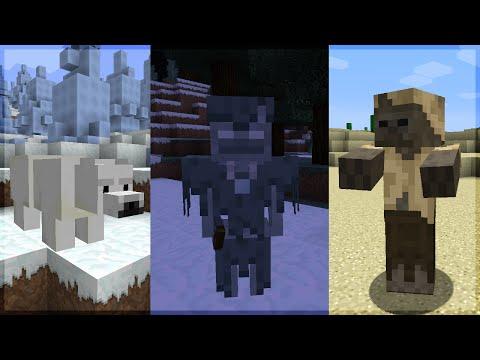 Minecraft 1.10: NOVOS ANIMAIS, NOVOS MONSTROS, NOVOS BLOCOS!