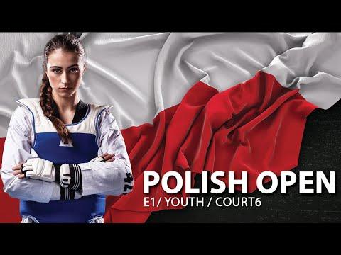 Polish Open Youth 2021 Court6