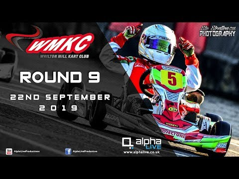 Whilton Mill Kart Club Round 9 LIVE From Whilton Mill