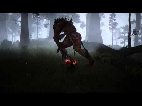Black Desert Online 2nd Beta Forest Giant UHD