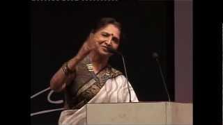 Sarita Joshi Recites Suresh Dalal Poetry