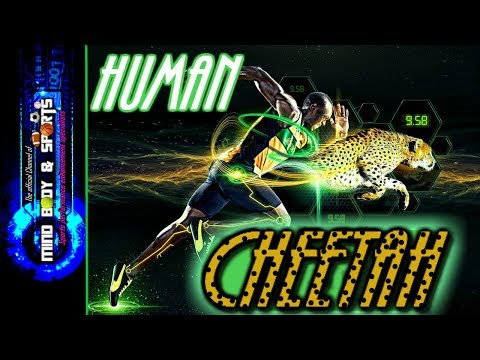 The Human Cheetah- how to increase your speed with your mind