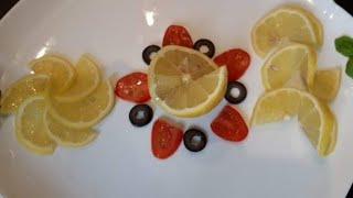 3 attractive lemon design by Delicious food recipes