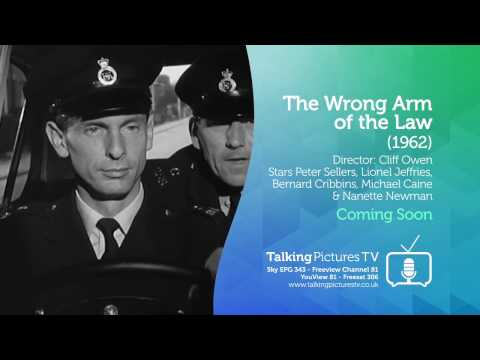 The Wrong Arm Of The Law - Coming Soon