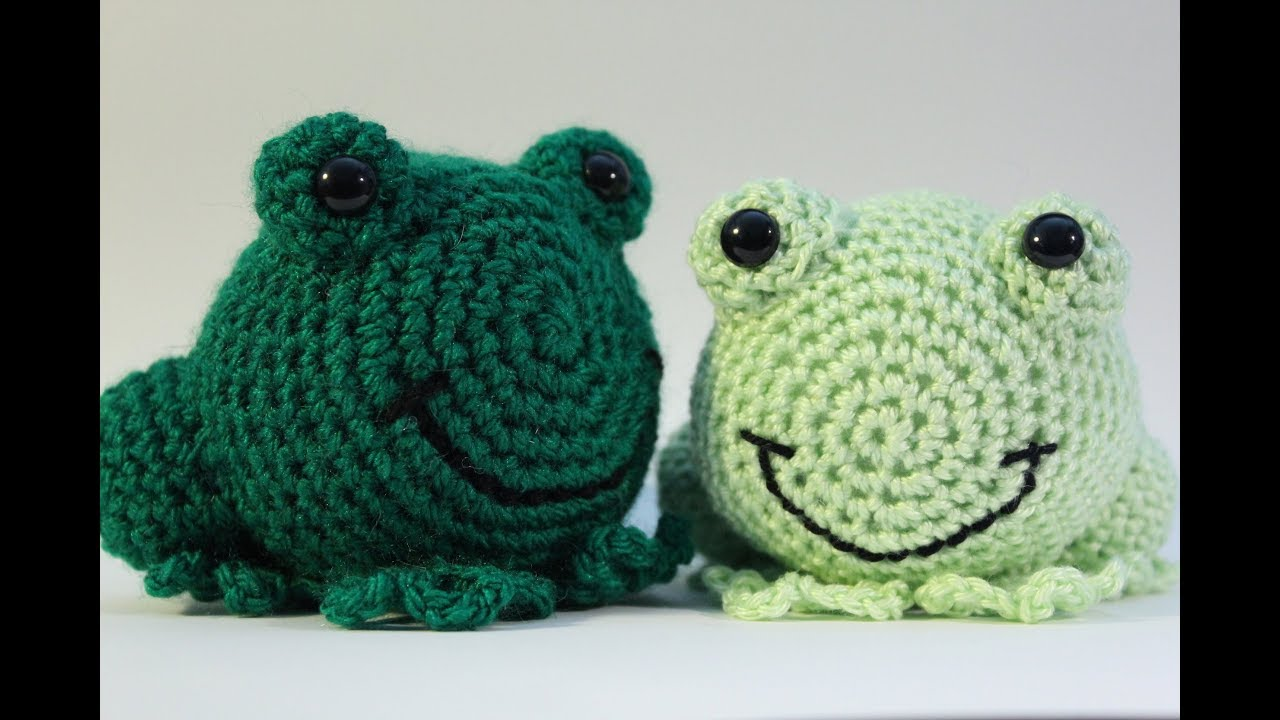 Green Frog Crochet - Thuy Anh - Aurora Sleeping Beauty-Knitting ... | 720x1280