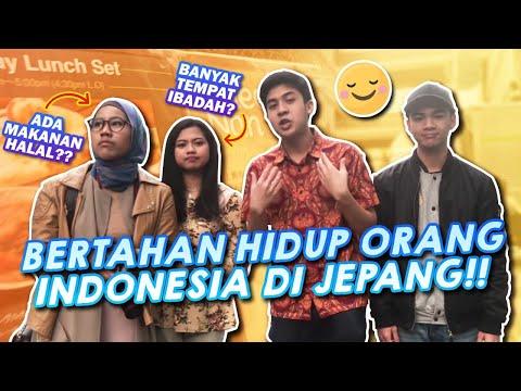 HOW TO SURVIVE IN JAPAN AS INDONESIAN (Cara Bertahan di Jepang)