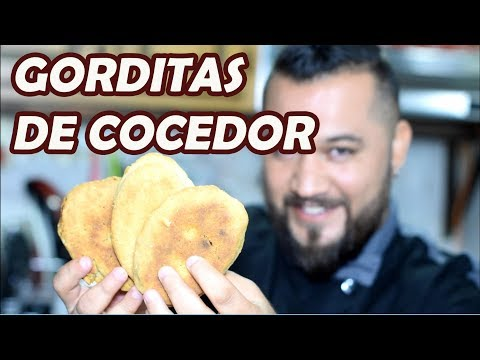 """GORDITAS DE COCEDOR / HORNO """"EN CASA"""""""