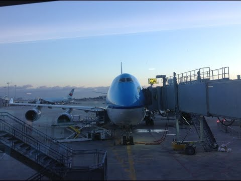 KLM | B747-400 | AMSTERDAM - TORONTO | ECONOMY CLASS