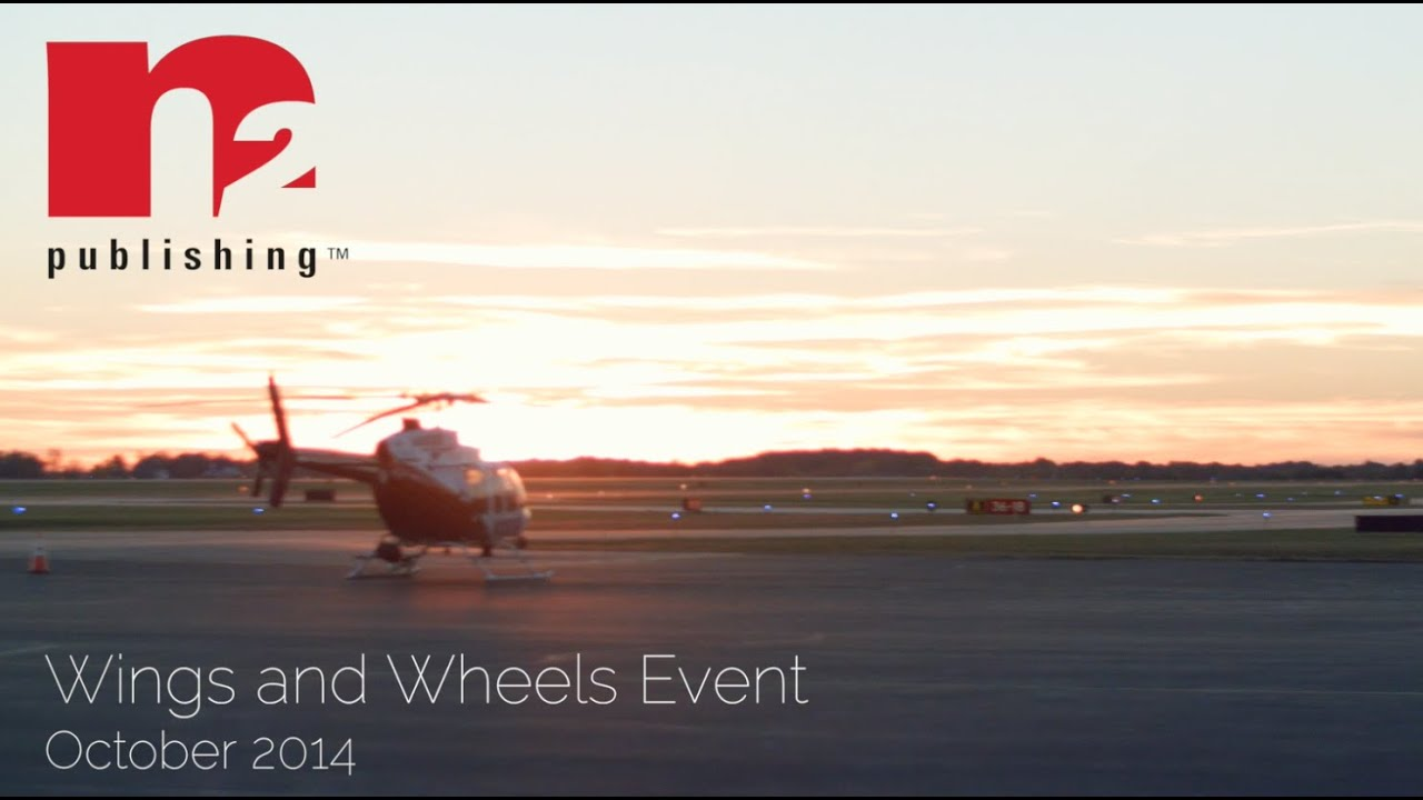 N2 Publishing - Wings and Wheels Event - YouTube