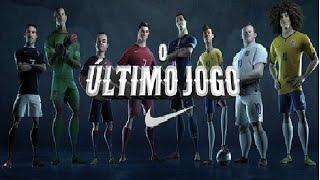 Nike Futebol O último Jogo