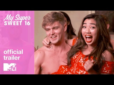 My Super Sweet 16 | First Official Trailer | MTV