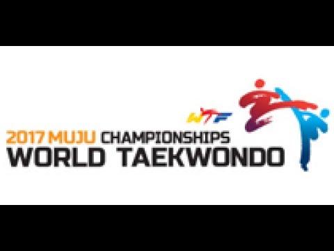 Сборная России по тхэквондо (ВТФ) перед вылетом на Чемпионат Мира в Корею 2017