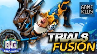 Blindfolded Trials Fusion - Bro Gaming