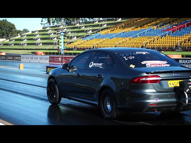 KNGFGX Worlds Fastest and Quickest XR6 Turbo 7.2@192mph Empire Mechanical & Racing