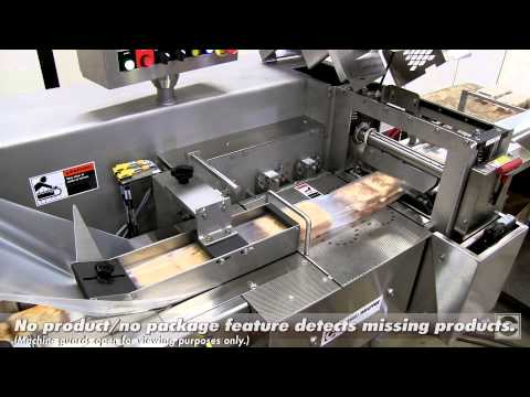 Horizontal Flow Wrapper For Stacks Of Frozen French Toast - Campbell Wash-down Revolution Wrapper