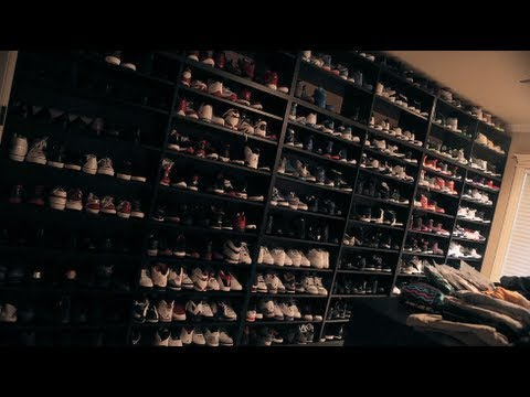 A Quot Sneak Peek Quot Inside Stephen Jackson S Sneaker Closet Youtube