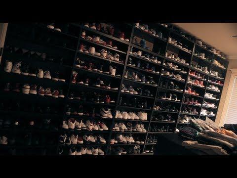 A Quot Sneak Peek Quot Inside Stephen Jackson S Sneaker Closet