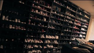 "A ""sneak Peek"" Inside Stephen Jackson's Sneaker Closet"