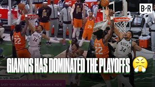 Giannis Had One Of The Greatest Blocks In NBA Finals History   Top 10 Plays From Playoffs (So Far)
