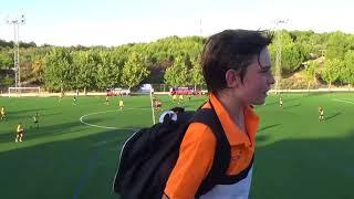 Moratalaz Juvenil vs Villaverde bajo 前半 thumbnail