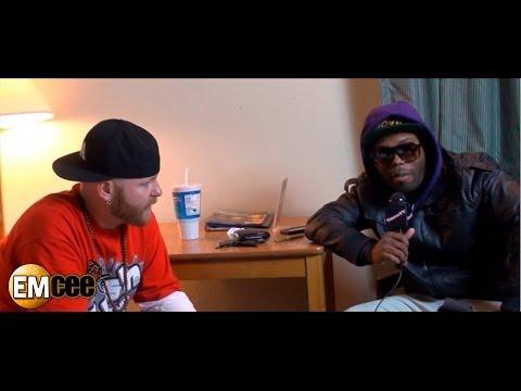Jarren Benton Freestyles During Interview